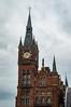1. St Pancras (NSJW photos) Tags: london stpancras tower clock time redbrick city windows nsjwphotos