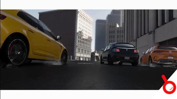 《飆酷車神2》新預告片公布 雷諾運動 梅甘娜R.S 2018加入遊戲