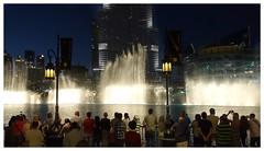 The Dubai Fountain (posterboy2007) Tags: dubai uae burjkhalifa dubaifountain water fountain building architecture