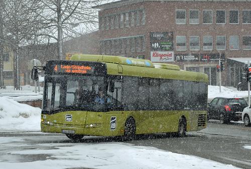 boreal buss trondheim