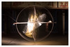 Ring of fire (leo.roos) Tags: wave 2018 zorofeigl infinity elektriciteitsfabriek denhaag thehague a7s meyerprimoplanf75cm119 meyerprimoplan7519 1940 exakta darosa leoroos installation dayprime day75 dayprime2018 dyxum challenge prime primes lenzen brandpuntsafstand focallength fl