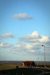 Nordsee (frucht-drops) Tags: nordsee northsea norddeich strand watt wattenmeer sturm storm stürmisch stormy sonnig sunny wolken clouds märz march drausen outside meer sea landschaft landscape himmel sky