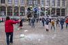 Gent (Sabine Kierstead) Tags: streetfotografie street gent belgien vhs 2018 seifenblasen bubbles lichtfestival children kinder fun spas jumping