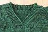 Zig Vest Neckline (ChaucerCat) Tags: knit knitting yarn ravelry vest baby teamhexihorse esk eatsleepknit