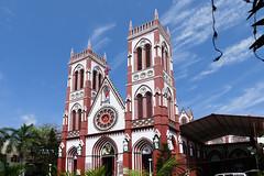 Puducherry Church P1260376 (Phil @ Delfryn Design) Tags: india2018