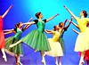 Ballet (Shamanski73) Tags: ballet ballerina colourful stage sleepingbeauty elegant graceful beautiful onpointe