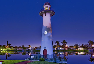 Estates of Fort Lauderdale Lighthouse,  2850 SW 54th St, Fort Lauderdale, Florida, USA