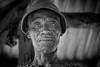 Benin: vieil homme dans la forêt de Lama. (claude gourlay) Tags: benin afrique