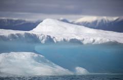 Baffin Island, Nunavut, Canada. (richard.mcmanus.) Tags: baffinisland nunavut canada arctic icebergs ice mcmanus pondinlet blueiceberg gettyimages