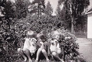Ydrehammar Sweden 1965