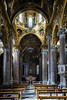 Santissima Annunziata del Vastato (cs_one) Tags: building cathedral church bench landmark architecturalphotography genua altar religion indoors vastato town interior santissima ceiling old inside historic architecture dome annunziata del basilica column