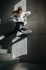 MRGRT-18 (qauqe) Tags: nike air force 1 af1 street urban jjstreet dance company hip hop hiphop house nikon d40 white locks portrait woman girl teenager tallinn estonia elevator stairway photography black bw graffiti stretshopone classics camo cityscape skyscraper