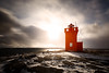 Iceland Lighthouse (Laurent BASTIDE Photographies) Tags: iceland storm lighthouse north wind landscape fineartphotography canonphotographers canon6d