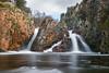 Cascadas del Hevidero (Chusmaki) Tags: río agua cascadas guagdalix leica818mm omd1mii olympus