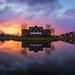 Huissen Loovelden, Het Eiland | A Sky full of colours