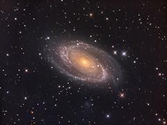 Bode's Galaxy (M81) in LRGB (Carballada) Tags: astronomy deep space astro celestron zwo as1600mmc skywatcher ts sky qhy qhy5iii174 pixinsight galaxy galaxies astrometrydotnet:id=nova2489037 astrometrydotnet:status=solved