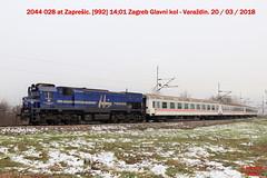 Hz_03_2018_039 (HK 075) Tags: hz hrvatska hk 075 croatia class railway 2062 2044 2063 2041 2132 1141 1142 željeznica yugoslavia balkans rail fanning