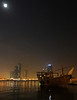 Sharjah waterfront (Irina.yaNeya) Tags: sharjah uae emirates night city urban moon moonlight architecture boat ship water sea ocean reflection iphone eau noche cielo sky ciudad luna luz arquitectura barco agua mar reflejo الامارات الشارقة ليل مدينة القمر ضوء قرية ماء بحر шарджа оаэ эмираты ночь город луна свет корабль вода море отражение
