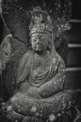 _DSC0588 (小川 Ogawasan) Tags: 石仏 japan japon kamakura sekibutsu sculpture art religion buddha statue 倉駅 鎌倉 engakuji 円覚寺 nyoian 如意庵