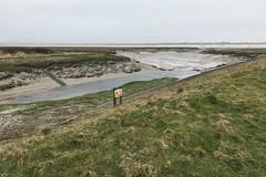 Minehead to Brean (49) (ChrisJS2) Tags: englandcoastpath coastpath breandown coastalwalking walkthecoast riverparrett