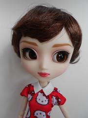 DSCN6719 Isabelle (Madoe.) Tags: pullip muñecas muñeca dolls puppe groove pullips sabrina sanrio mattel hellokitty