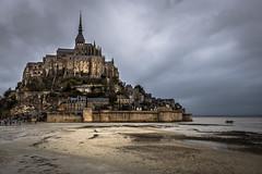Minas Tirith (iz.e) Tags: france normandy castle medieval water sea tolkien nikon
