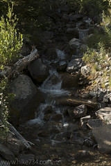 """Stream in Granite Canyon • <a style=""""font-size:0.8em;"""" href=""""http://www.flickr.com/photos/63501323@N07/40583614184/"""" target=""""_blank"""">View on Flickr</a>"""