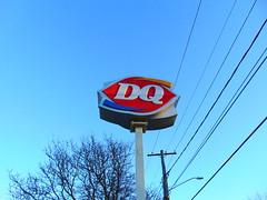 Dairy Queen (Niantic, Connecticut) (jjbers) Tags: connecticut march 18 2018 niantic dairy queen fast food ice cream