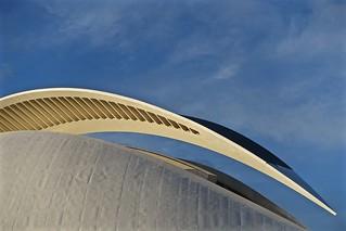 Cité des Arts et des Sciences  -  Valencia