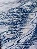 Saskatchewan Beauty (darletts56) Tags: air airplane view winter snow ice frozen field fields valley prairie province saskatchewan canada