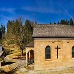 Pilgrimage church St. Maria on Nußlberg mountain near Kiefersfelden in Bavaria, Germany thumbnail