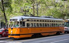 (seua_yai) Tags: northamerica california sanfrancisco thecity streetcar tram trolley muni transit seuayai sanfrancisco2018