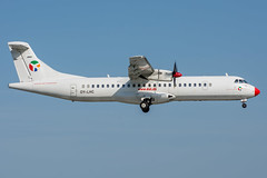 Danish Air Transport / ATR72 / OY-LHC / LFRS 21 (_Wouter Cooremans) Tags: nte nantes airport aeroport atlantique atlantic spotting spotter avgeek aviation airplanespotting danish air transport atr72 oylhc lfrs 21 danishairtransport dat