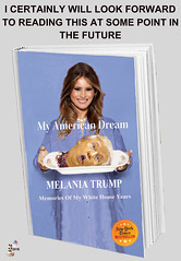My American Dream by Melania Trump copy (The Devils in the Details) Tags: donaldtrump politicallyincorrect douchebag thewizardofoz sarahhuckabee gop isis russiantroll christianterrorist asshole kremlintroll vladimirputin makedonalddrumpfagain sexdrugsandrockandroll hillaryclinton tinytrump plannedparenthood bigot dumptrump thewalkingdead republican pedophile usafreedomkids wickedwitchofthewest nastywoman badhombre conservative rape joyfulheartfoundation conversiontherapy marriageequality gay equality kukluxklan daryldixon downtonabbey pussy melaniatrump jihad terrorist taliban fearthewalkingdead wifebeater walmart mexicanwall racism confederateflag nazi stumpjumpers religion islam hilaryclinton berniesanders americannaziparty thebeatles therollingstones music gardening democrat robertmueller stephenmiller dolls boycotttarget donaldtrumpspenis contraception abortion tinfoilhatsociety batteredwomansyndrome she'sacunt foxnews fakenews fantasyland thebirds liberal