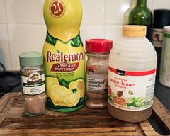 Food Photography - Apple Sauce (Katherine Ridgley) Tags: food cooking cook kitchen ingredients honey lemon lemonjuice cinnamon spices nutmeg
