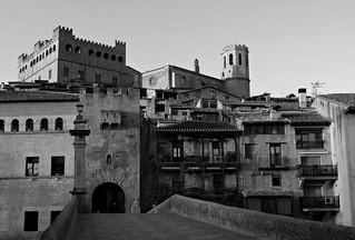 Valderrobres. Teruel. España.