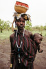 beautiful girl (rick.onorato) Tags: africa ethiopia omo valley tribes tribal mursi girl baby