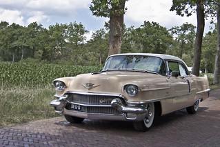 Cadillac Coupé DeVille 1956 (2859)