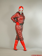 PUL_TTB_A61xB5C_HL_08 (fetish.renata) Tags: rainwear rainsuit pvc shiny wellies transparentblackthickpvc rubberboots gasmask pvculike evercreaturesgloss pláštěnky holínky