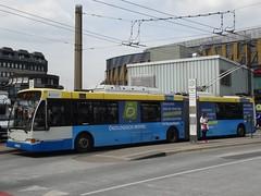 Solingen: Berkhof Premier Trolleybus (harry_nl) Tags: germany deutschland 2017 solingen berkhof premier trolleybus sws 172