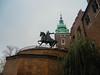 Krakow-1536 (dawayam) Tags: krakow poland statue tower horse