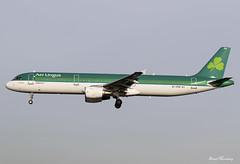 Aer Lingus A321-200 EI-CPH (birrlad) Tags: dublin dub international airport ireland airplane airplanes aircraft aviation airline airliner airlines airways approach arrival arriving finals landing runway airbus a321 a321200 a321211 eicph aerlingus shamrock