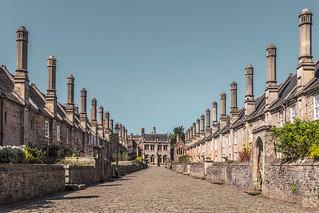 Wells   |   Vicars' Close