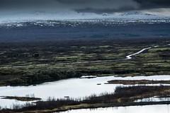 Islande, Thingvellir, 25 (Patrick.Raymond (4M views)) Tags: islande froid gel hiver neige glace cascade cercle dor hdr nikon