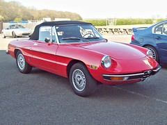13 Alfa Romeo 2000 Spider Veloce Ser,II (1978) (robertknight16) Tags: alfa alfaromeo italy italian 1990s spider sportscar kamm silverstone cfe809s