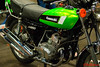 Kawasaki KH250 (red.richard) Tags: kawasaki kh250 motorbike scottish motorcycle show