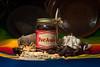 Salsa (LilyRdz) Tags: salsa especias chiles mexico sauce spices producto luz natural
