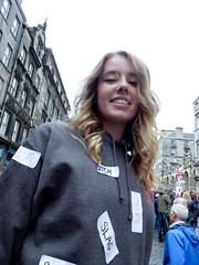 Its over 049 So I've Heard (Terry Moran aka Tezzer57) Tags: theroyalmile edinburghfringe edfringe fringe teens people street streetlife edinburghfringe2017 summer2017 uk scotland