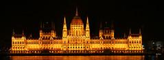 Like a model. (laluzdivinadetusojos) Tags: night shot moel parliament hungaey budapest danube