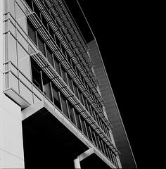 {eighty-four} (Death By Sushi) Tags: cinematic fineart architecture bnwfilm mediumformatfilm filmphotography rolleirpx25 plannar80mm hasselblad500cm